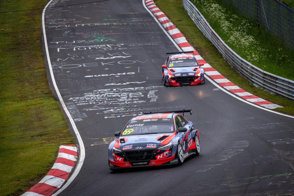 WTCR | Monteiro vince Gara 1 del Nurburgring con Honda, Vernay s'impone in Gara 2 con Hyundai