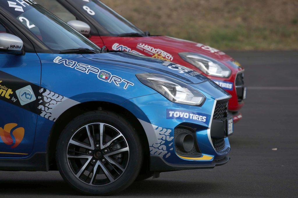 ACI Rally Italia Talent | Storica tappa a Monza per il format dedicato agli aspiranti rallisti