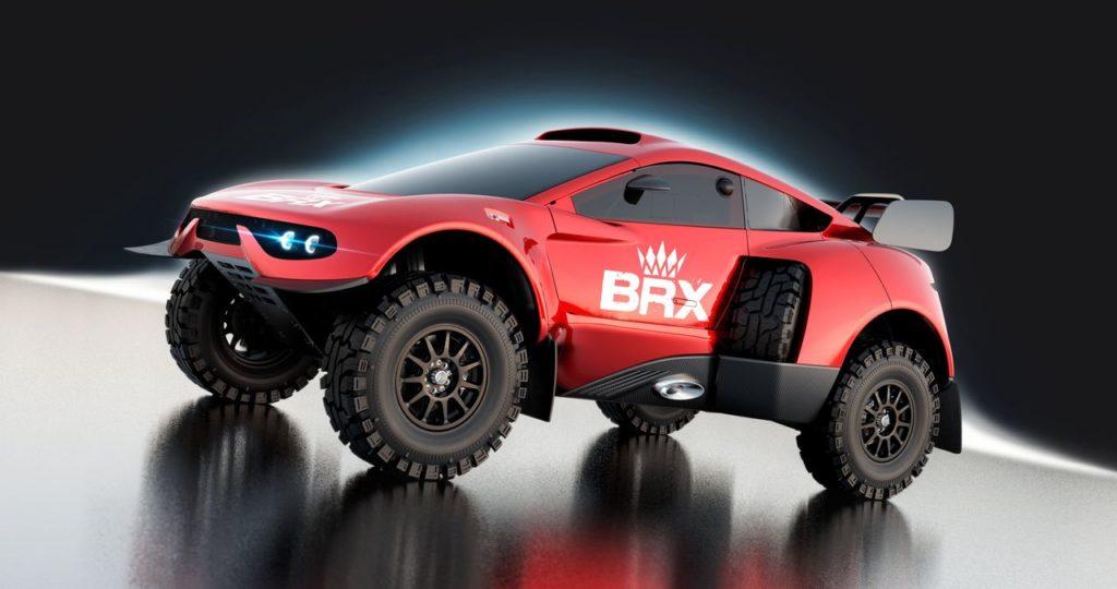 Dakar | Svelato il nuovo BRX Hunter T1+ di Prodrive, in gara nel 2022