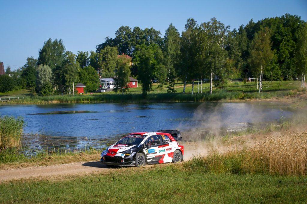 WRC   Elfyn Evans critica le Power Stage e ne chiede una revisione