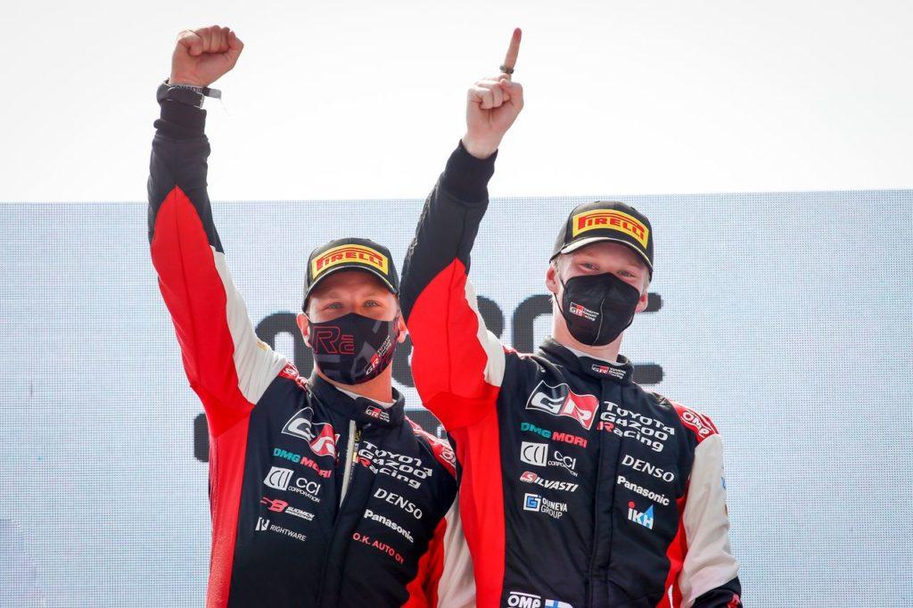 WRC   Toyota di record in record: il trionfo in Estonia di Rovanpera che riscrive la storia