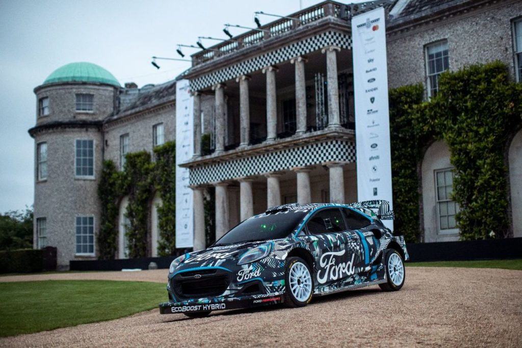 WRC | Nasce l'era ibrida: M-Sport svela ufficialmente la Ford Puma Rally1