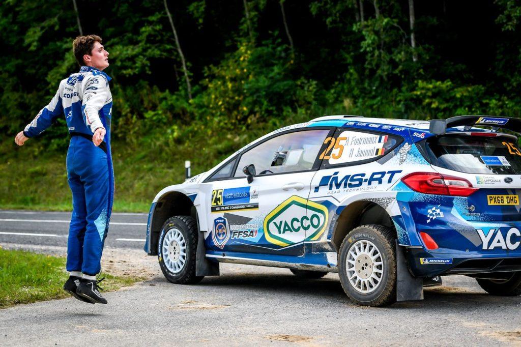 """WRC   Fourmaux in Estonia torna sulla Ford Fiesta Rally2: """"Voglio lottare per il WRC2"""""""