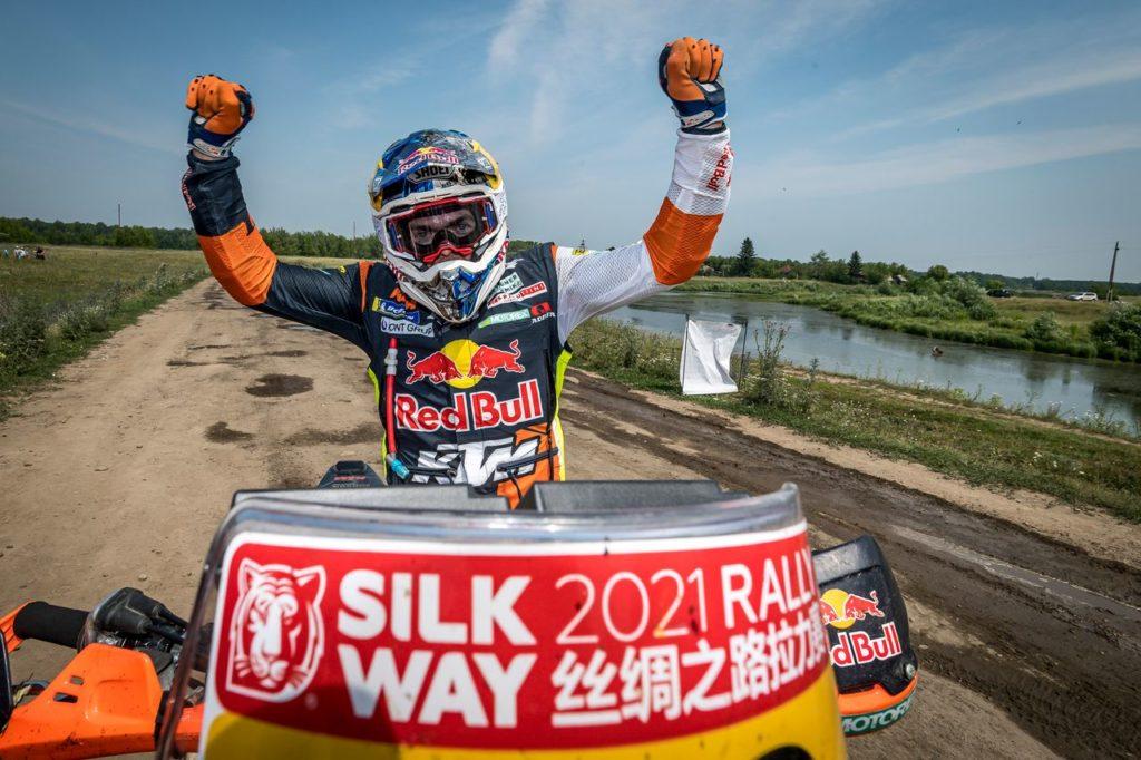 Silk Way Rally, la conclusione anticipata: Walkner vince nelle Moto, Chicherit tra le Auto