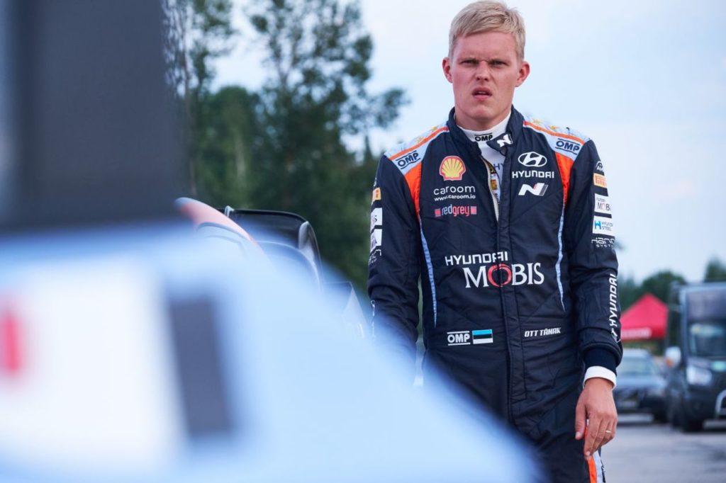 WRC | Ott Tanak non si arrende, ma la corsa al titolo 2021 è sempre più in salita