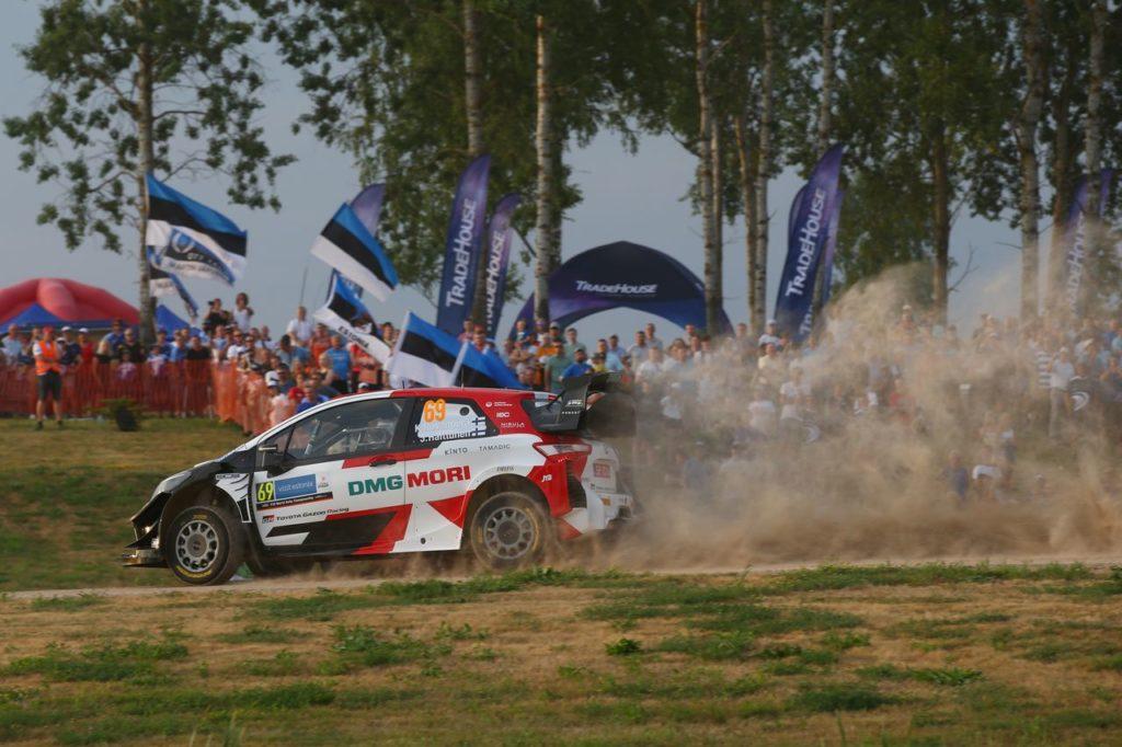 WRC | Rally Estonia 2021, Rovanpera vince la prima prova. Breen subito alle sue spalle