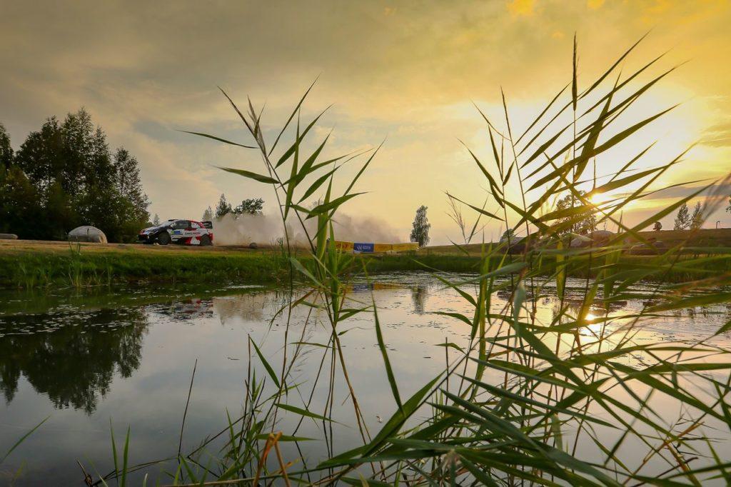 WRC   Rally Estonia 2021: Rovanpera si conferma in testa nella penultima giornata
