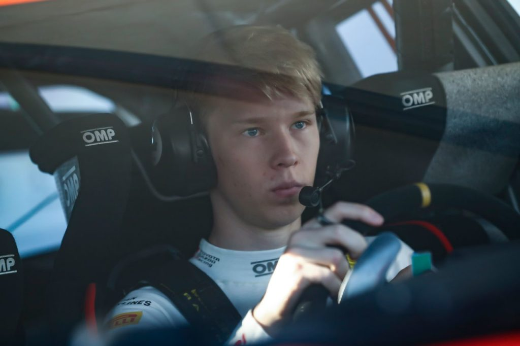 WRC   Rally Estonia 2021, Shakedown: Rovanpera batte Tanak per il miglior tempo