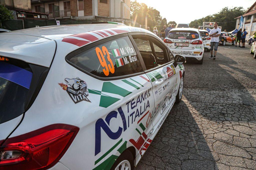 ERC- CIR | Rally Roma Capitale 2021: come seguirlo in tv e streaming