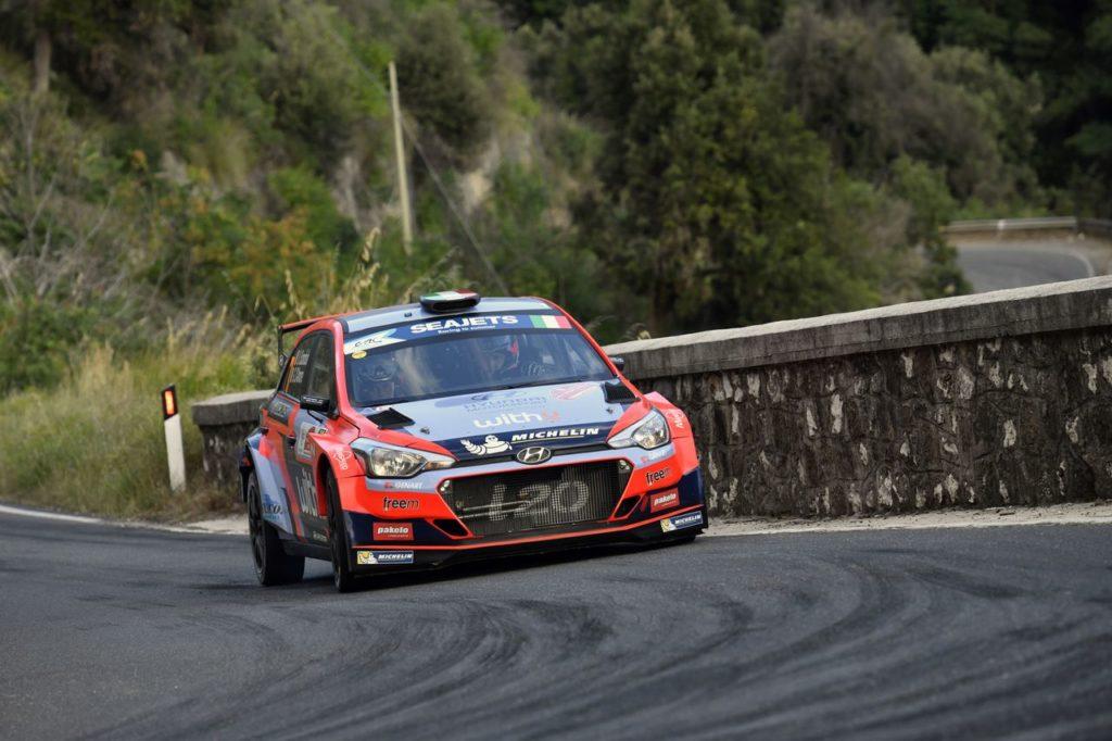 ERC – CIR | Hyundai Rally Team Italia al Roma Capitale: doppio fronte con Scandola e Crugnola