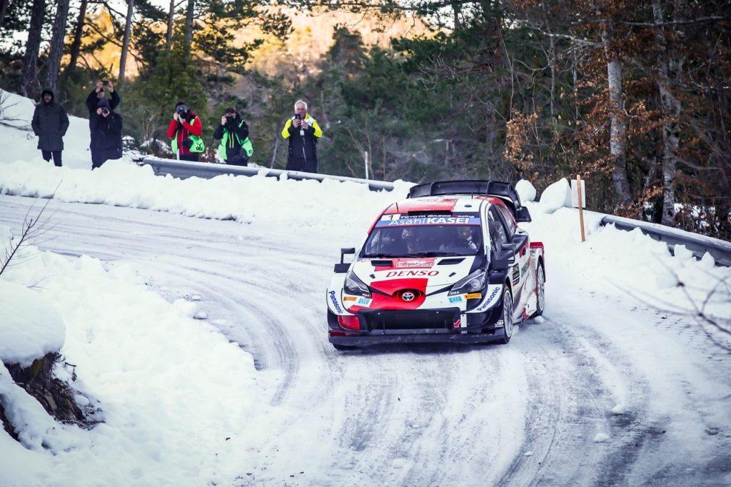 WRC | Svelato il Rallye Monte Carlo 2022, praticamente tutto nuovo