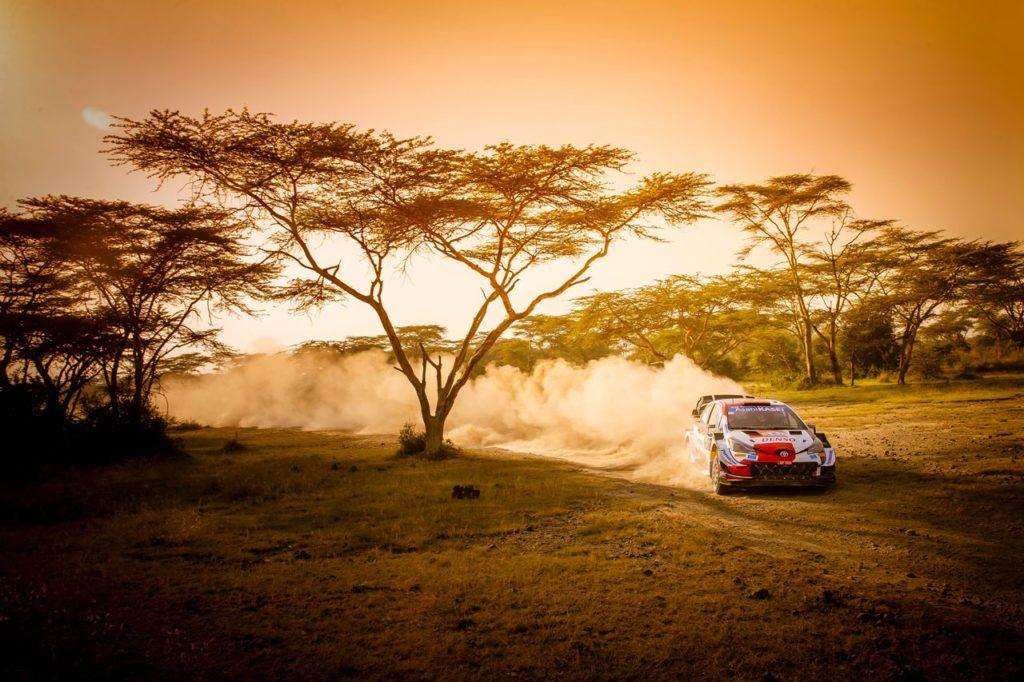 WRC   Calendario 2022, le prime indiscrezioni