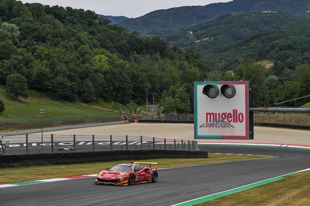 CIGT | Ferrari centra un doppio podio al Mugello con Scuderia Baldini e AF Corse