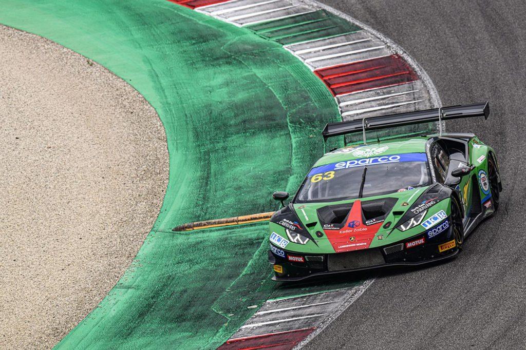 CIGT | Vittoria di Imperiale Racing al Mugello con Lamborghini, Ferrari occupa il resto del podio