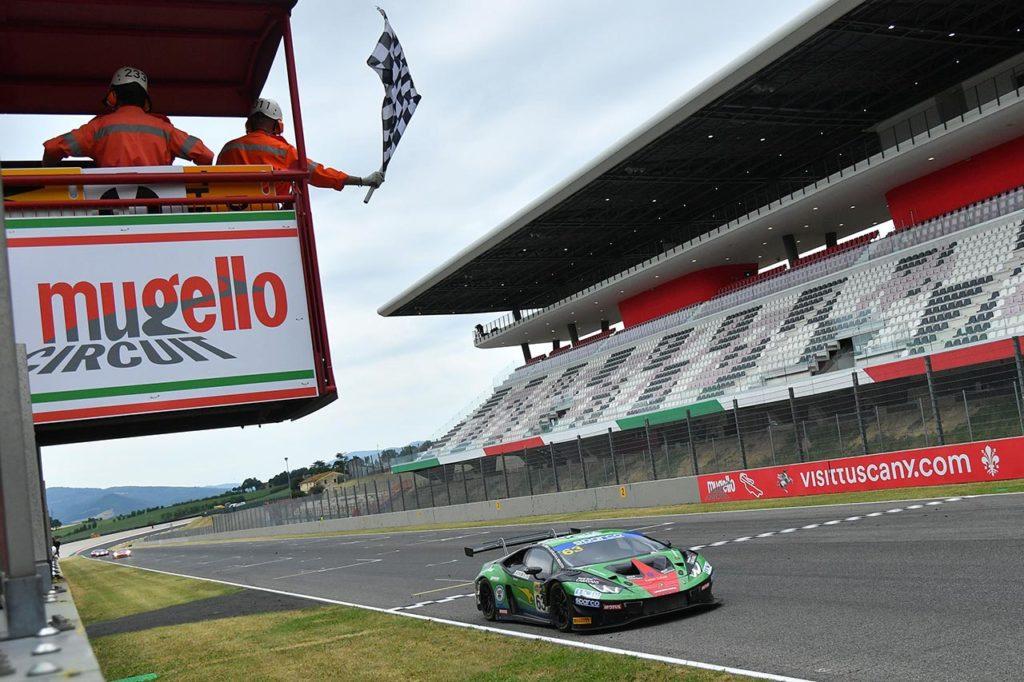 CIGT   Lamborghini conquista la gara endurance del Mugello con Imperiale Racing