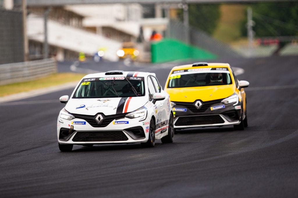 Clio Cup Italia   L'europeo torna in Italia: Imola ospita il quarto round