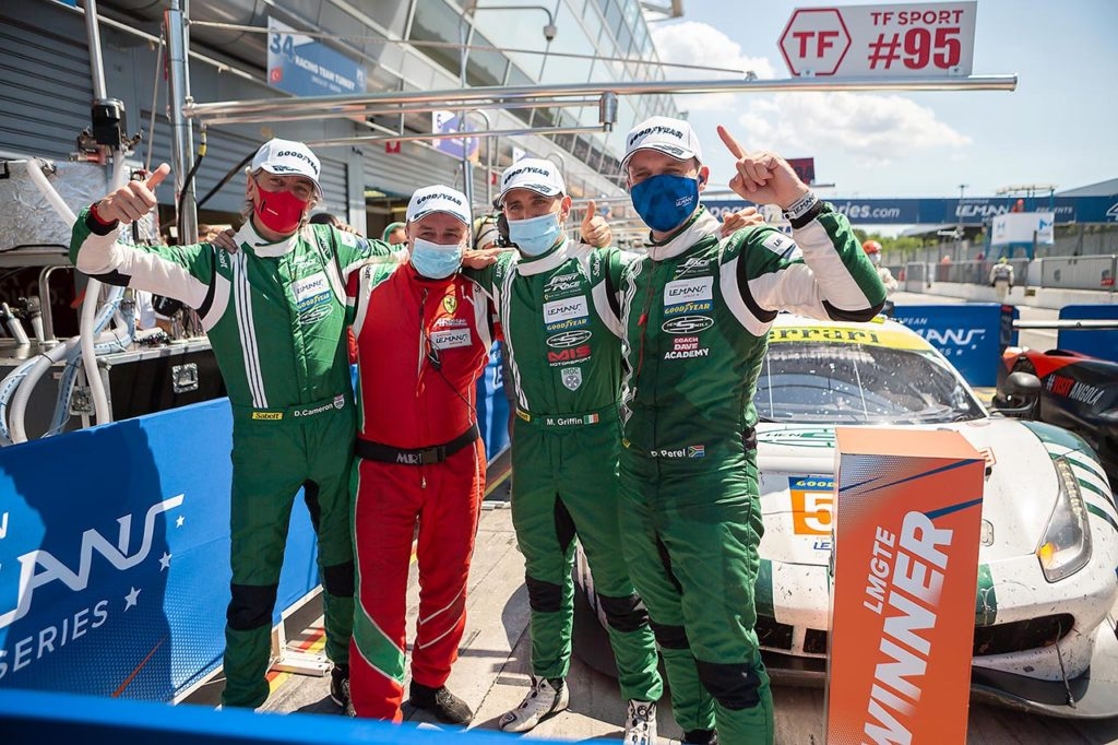ELMS | Ferrari domina la 4 Ore di Monza: sei Rosse nelle prime sei posizioni