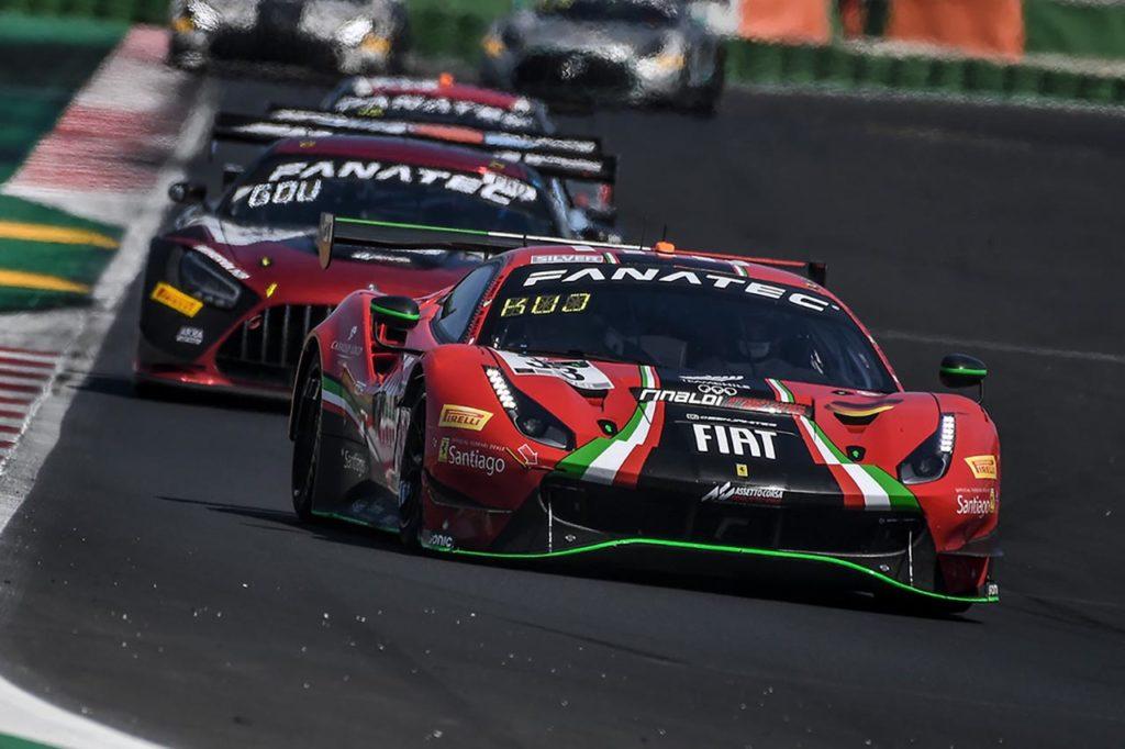 GTWC Europe | Podio in Silver Cup per Ferrari a Misano con Rinaldi Racing