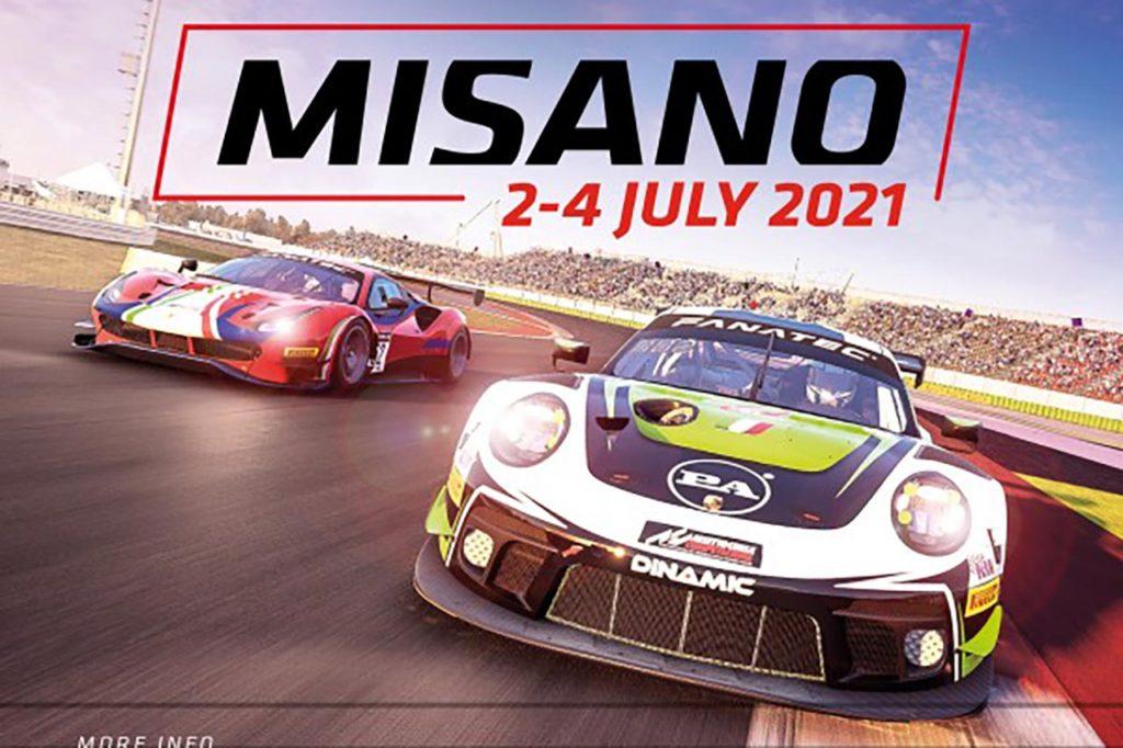GTWC Europe | Misano 2021: anteprima e orari del weekend