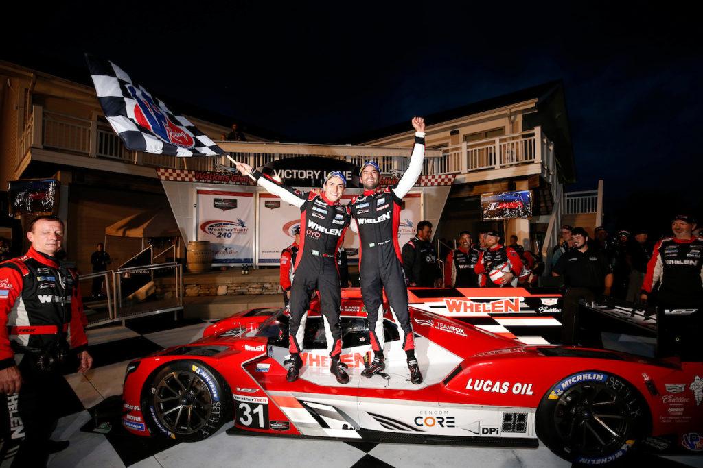IMSA   La strategia premia Action Express Racing a Watkins Glen