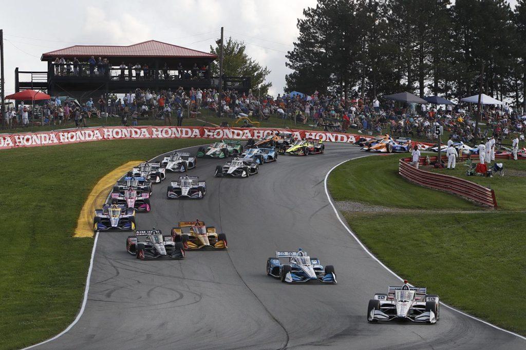 IndyCar   Mid-Ohio 2021: anteprima e orari del weekend