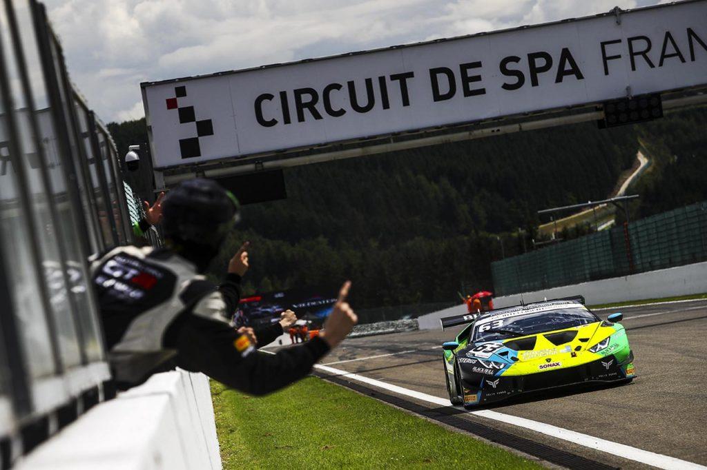 British GT   Doppietta Lamborghini a Spa-Francorchamps, vittoria di Lind e Machitski
