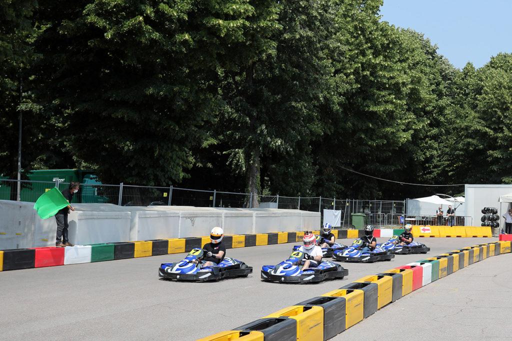 Monza Circuit Karting, la sfida ideale per amici e famiglie nel Tempio della Velocità