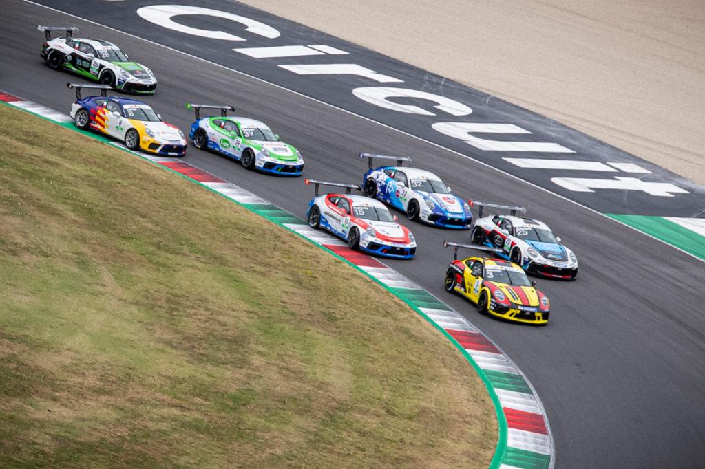 Porsche Carrera Cup Italia | Cerqui pilota da battere nel terzo round di Imola