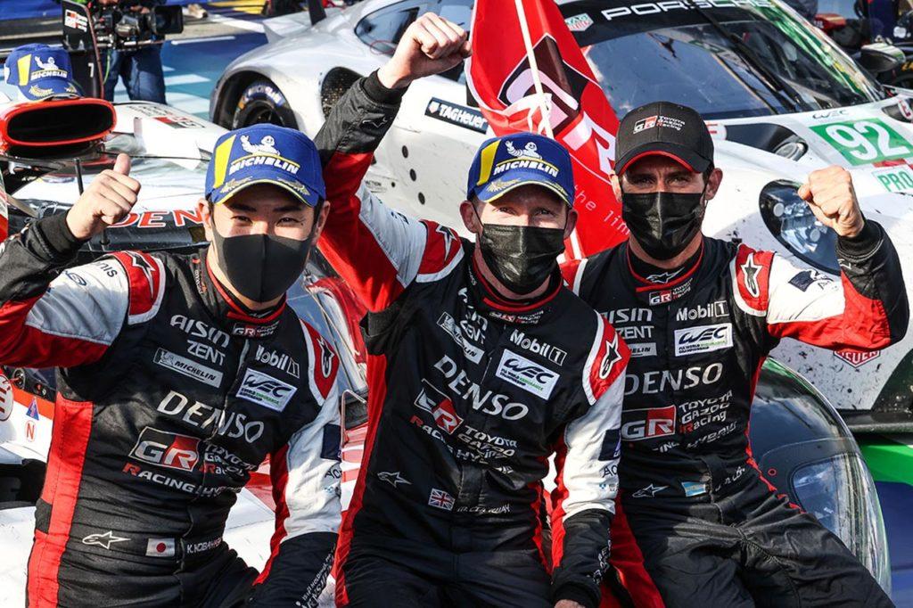 WEC | Toyota firma la terza vittoria stagionale alla 6 Ore di Monza