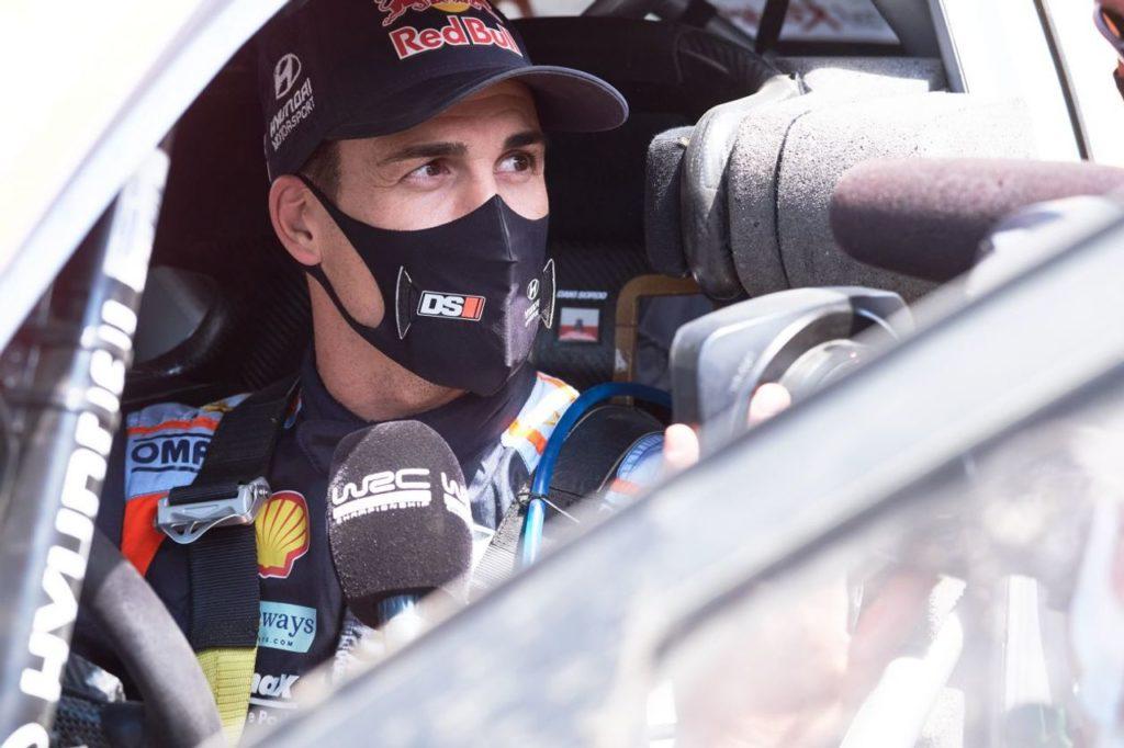WRC   Acropolis Rally, Hyundai schiera Sordo come terzo pilota