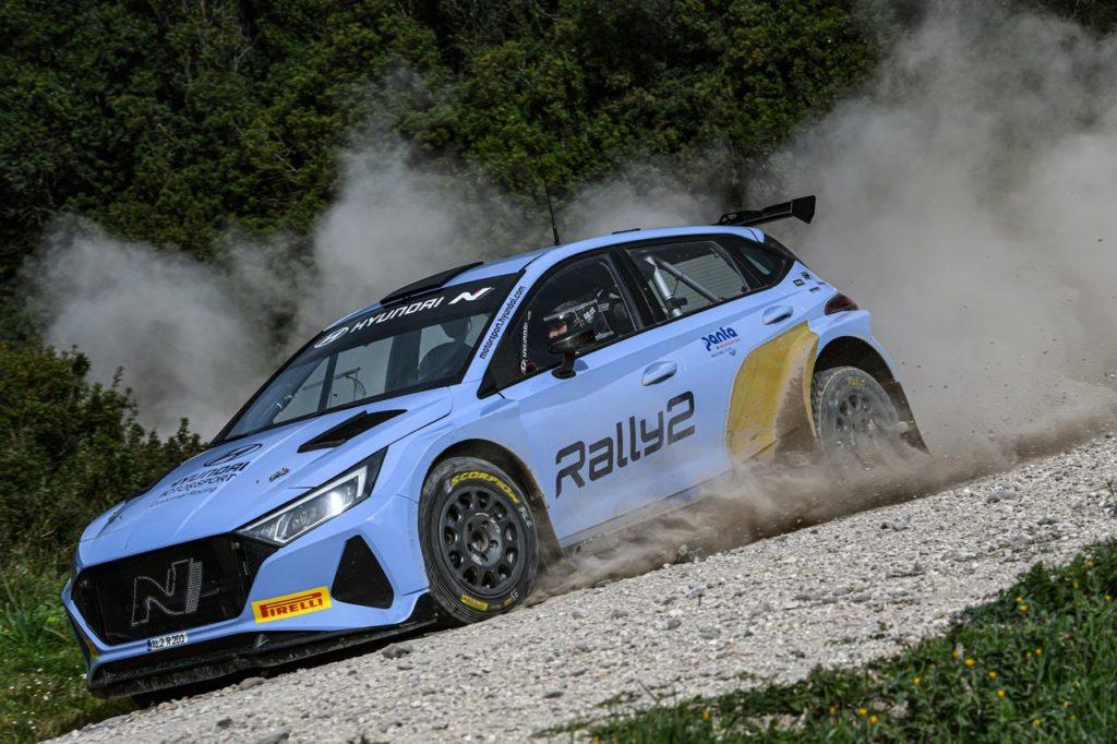 WRC | Nuova Hyundai i20 N Rally2, la prima consegna ai team clienti