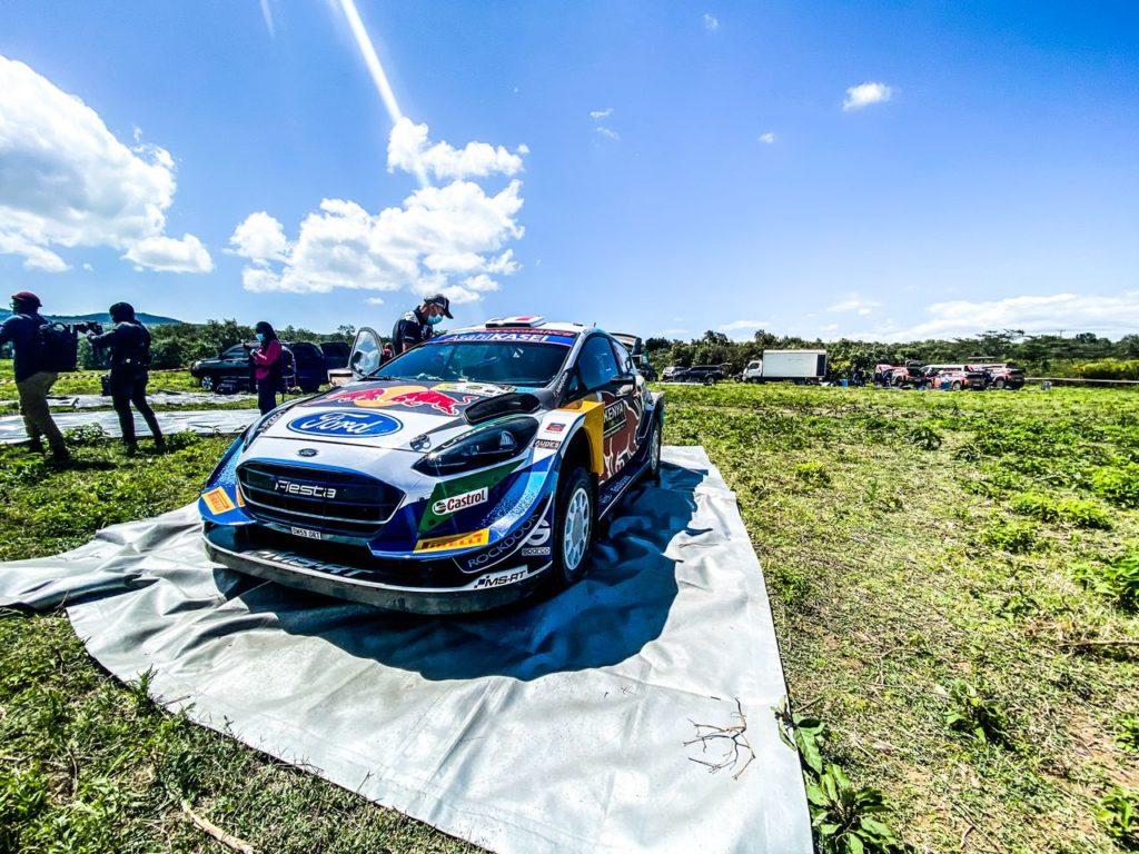 WRC | M-Sport potrebbe schierare una terza Ford Fiesta WRC in una gara 2021