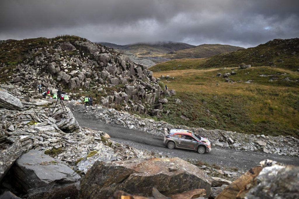 WRC | Il Rally GB in Irlanda del Nord verso l'ingresso nel calendario 2022?