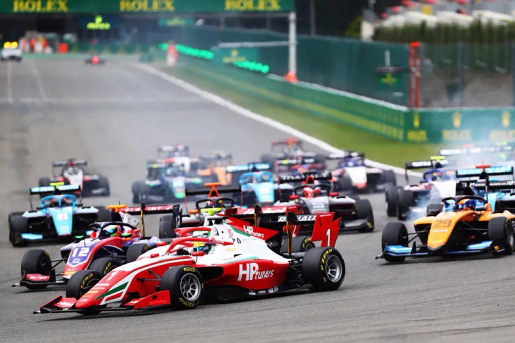 F3   Spa-Francorchamps 2021: anteprima e orari del weekend