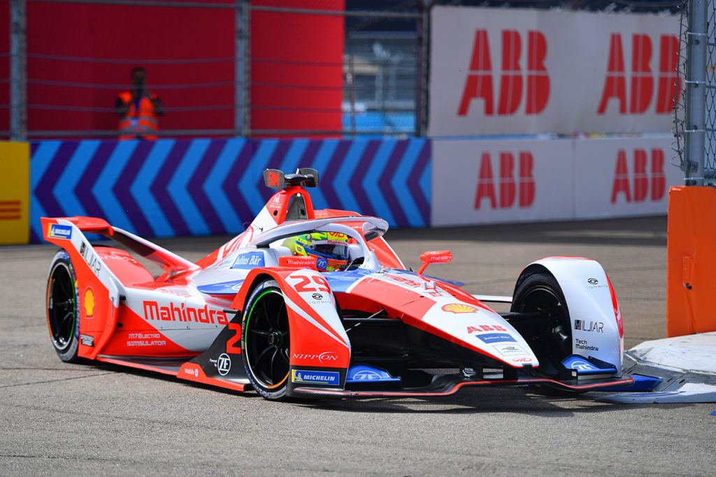 Formula E | Altri punti per Mahindra Racing nell'ultima gara di Berlino