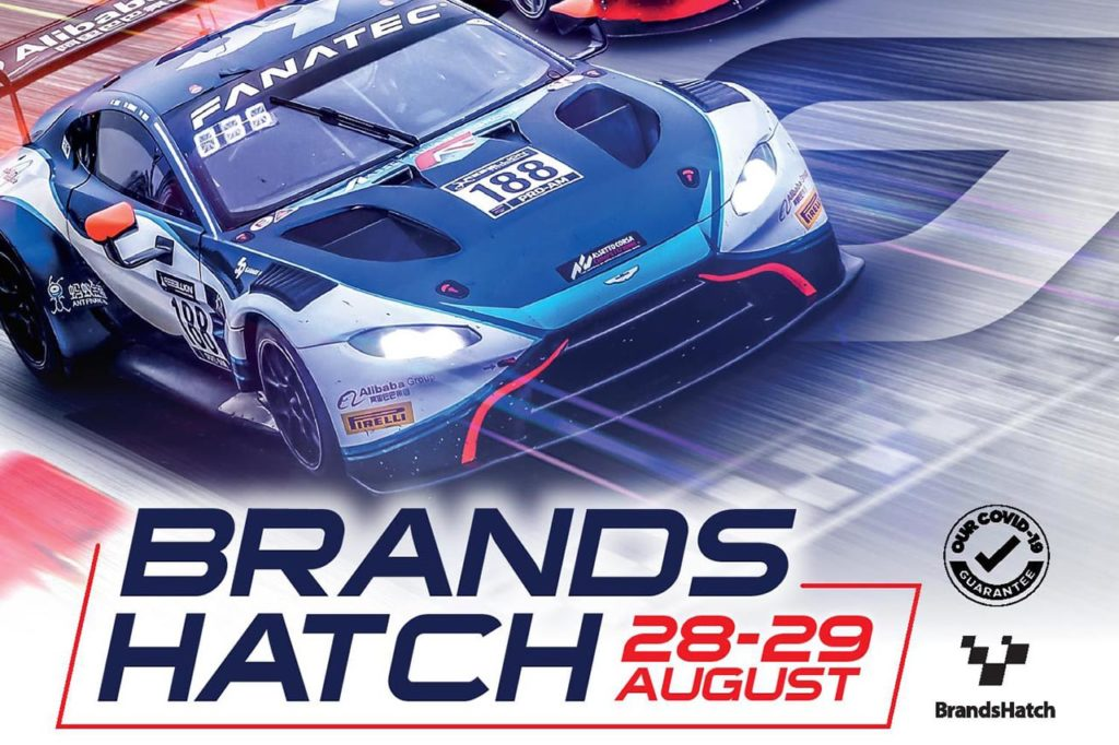 GTWC Europe | Brands Hatch 2021: anteprima e orari del weekend