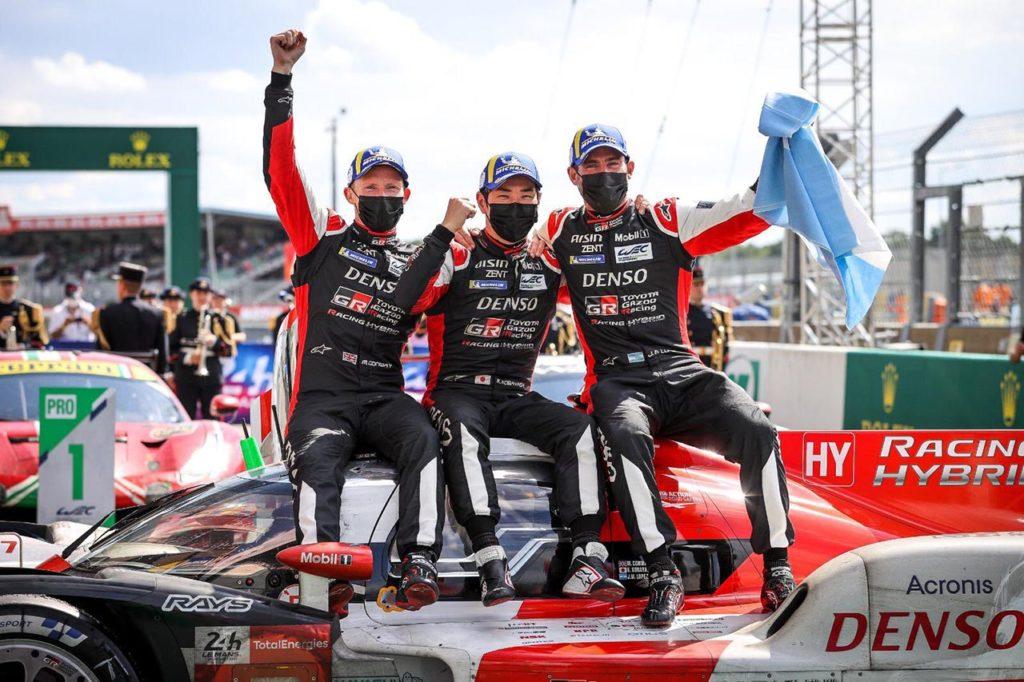 WEC | Lopez spiega il problema di pescaggio (e la soluzione) sulla sua Toyota di Le Mans
