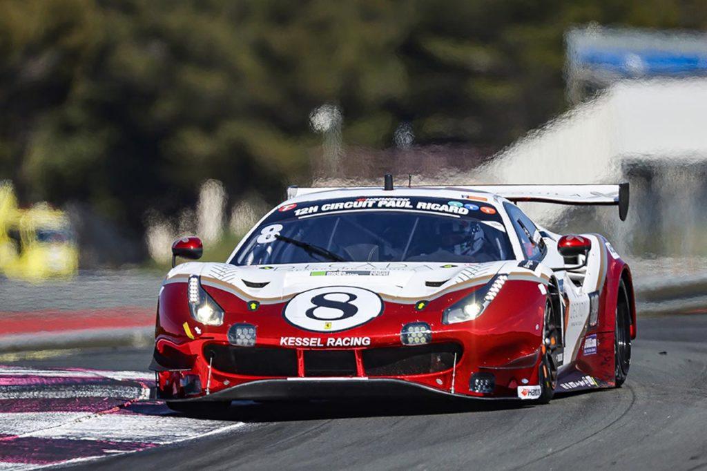 24H Series | Tre Ferrari puntano in alto alla 24 Ore di Barcellona