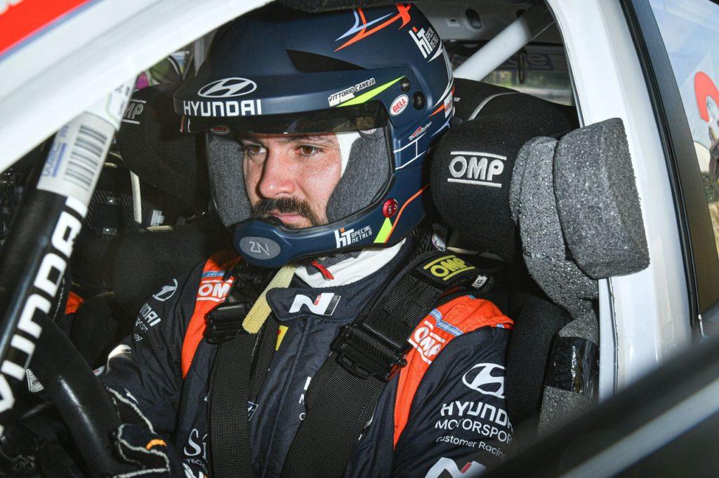 WRC | ACI Rally Monza, Crugnola in gara con ACI Team Italia