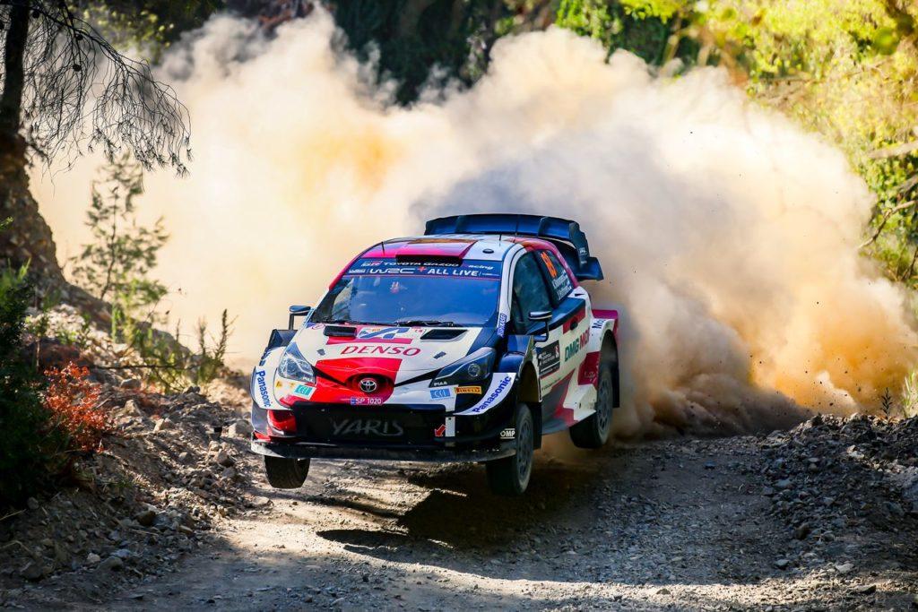 WRC | Acropolis Rally: Rovanpera chiude in testa, Tanak e Ogier inseguono. Giornata nera per Neuville