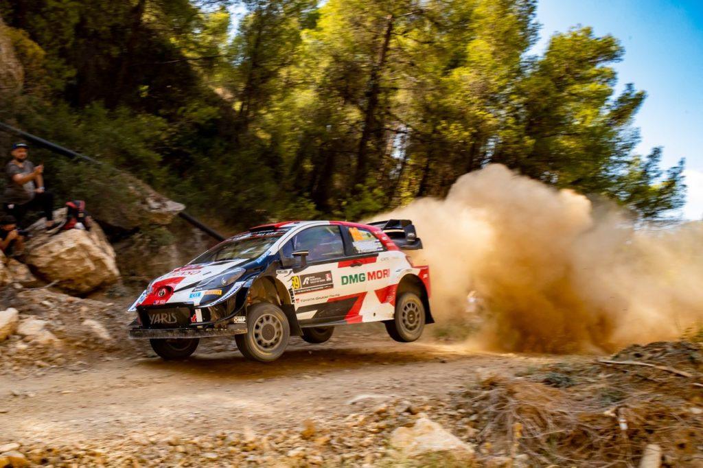 WRC | Acropolis Rally: Rovanpera in testa, disastro Evans e Neuville