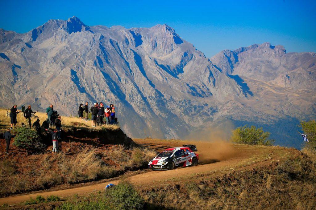 WRC   Acropolis Rally, Rovanpera aumenta il suo vantaggio ed è sempre più leader