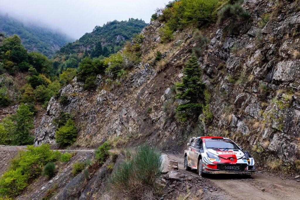 WRC | Acropolis Rally, Ogier salda la sua leadership e allontana ulteriormente Evans dal titolo