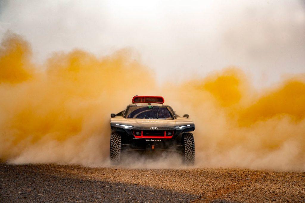 Dakar   Niente Rally Marocco per Audi: si va avanti con i test