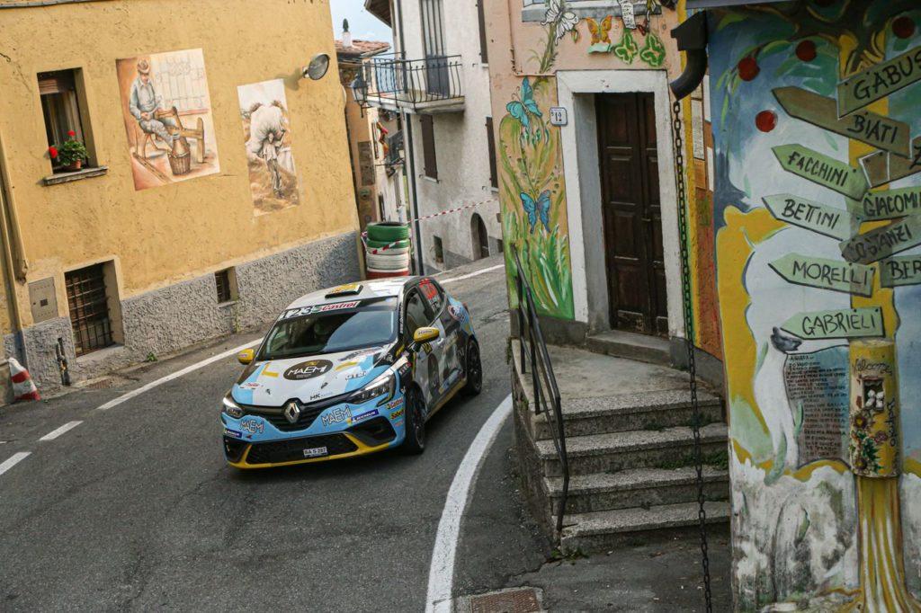 Clio Trophy Italia | Trionfano nell'edizione 2021 Nicelli e Pieri