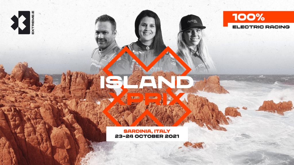 Extreme E   Filtrano altri dettagli sull'Island X Prix in Sardegna