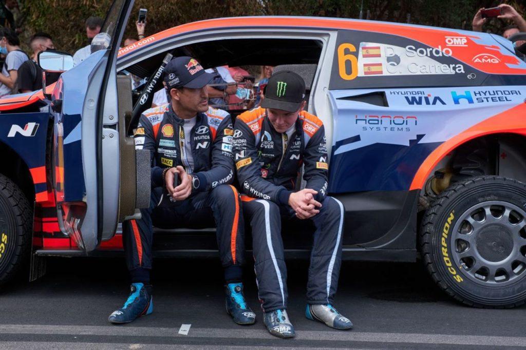 WRC   Dopo il Rally Finlandia Hyundai potrebbe annunciare il terzo pilota per il 2022