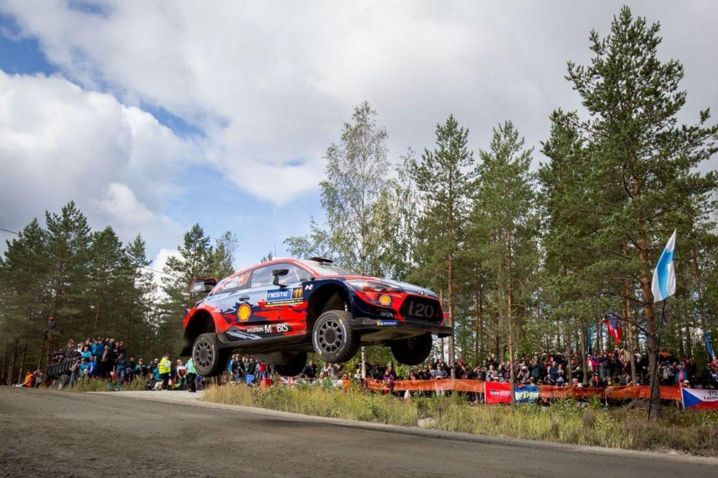 WRC | Hyundai verso il Rally Finlandia, i commenti. E da ottobre vedremo nei test la i20 Rally1 definitiva