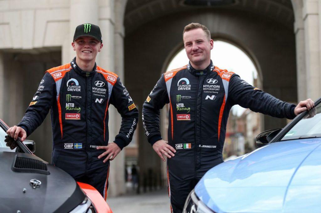 WRC | Oliver Solberg saluta Aaron Johnston e cambia (pure lui) copilota