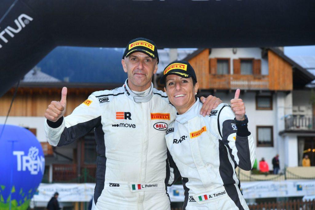 CIWRC | Rally San Martino 2021, tornano al successo Pedersoli e Tomasi